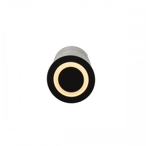 Встраиваемый светильник уличный DK1016 DK1015-BK