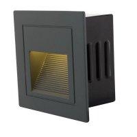 Встраиваемый светильник уличный DK1017 DK1016-DG