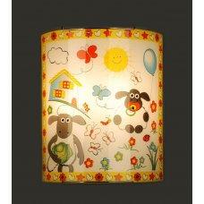 Светильник для детской Барашки CL922016
