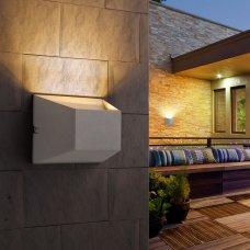 Накладной светильник 1614 Techno LED Ofion алмазный серый