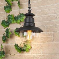 Подвесной светильник Talli H GL 3002H черный