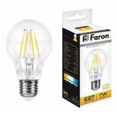 Лампа светодиодная LB-57 E27 7Вт 220В 2700 K 25569