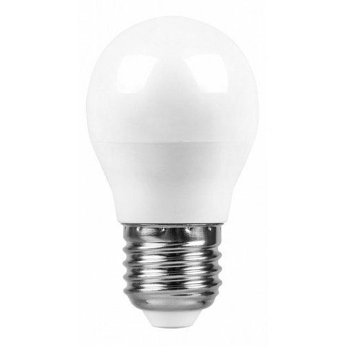 Лампа светодиодная SBG4505 E27 5Вт 4000K 55026