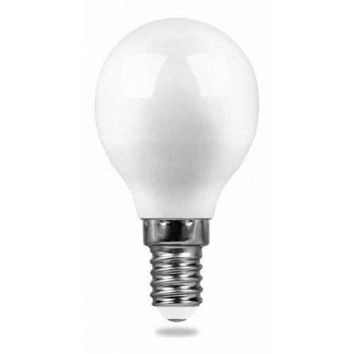Лампа светодиодная E14 220В 7Вт 4000 K SBG4507 55035