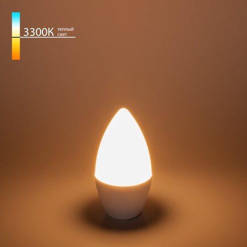 "Светодиодная лампа ""Свеча"" СD LED 6W 3300K E14 BLE1421"