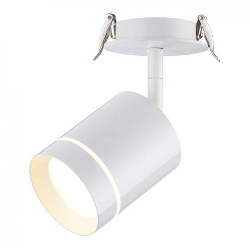 Встраиваемый светодиодный светильник Novotech Arum 357687