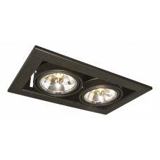 Встраиваемый светильник Technika 2 A5930PL-2BK