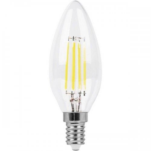 Лампочка светодиодная филаментная 38006