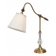 Настольная лампа декоративная Seville A1509LT-1PB
