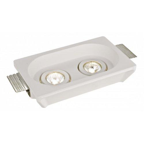 Встраиваемый светильник Invisible A9215PL-2WH