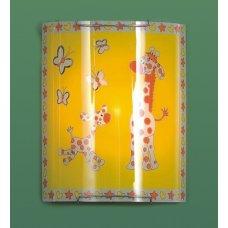 Светильник для детской Жирафы 921 CL921001