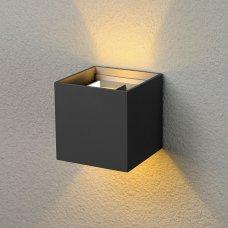 Накладной светильник 1548 Techno LED Winner черный