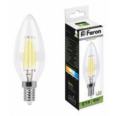 Лампа светодиодная LB-58 E14 5Вт 230В 4000 К 25573