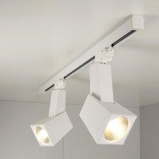 Трековый светодиодный светильник Perfect Белый 38W 3300K (LTB13)