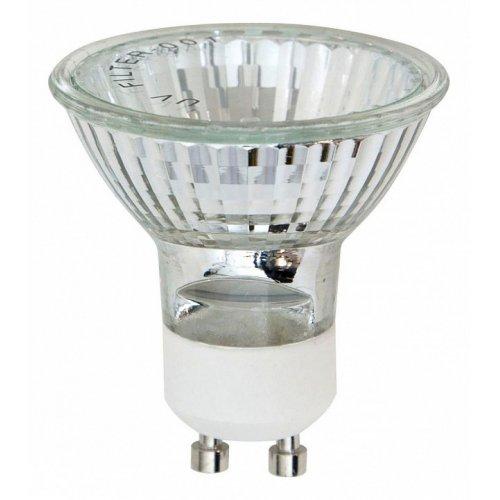 Лампа галогеновая GU10 230В 50Вт 3000K HB10 02308