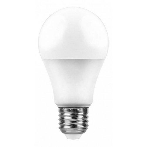 Лампа светодиодная E27 220В 12Вт 4000 K LB-93 25487