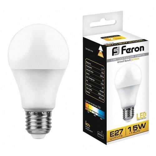 Лампа светодиодная LB-94 E27 15Вт 230В 2700 K 25528