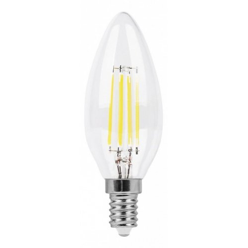 Лампа светодиодная E14 220В 5Вт 2700 K LB-68 25651
