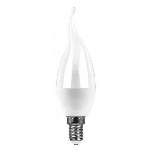 Лампа светодиодная E14 220В 7Вт 2700 K SBC3707 55054