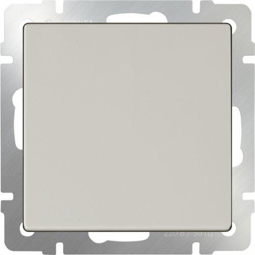 Проходной выключатель Слоновая кость WL03-SW-1G-2W-ivory