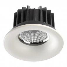 Встраиваемый светодиодный светильник Novotech Drum 357603