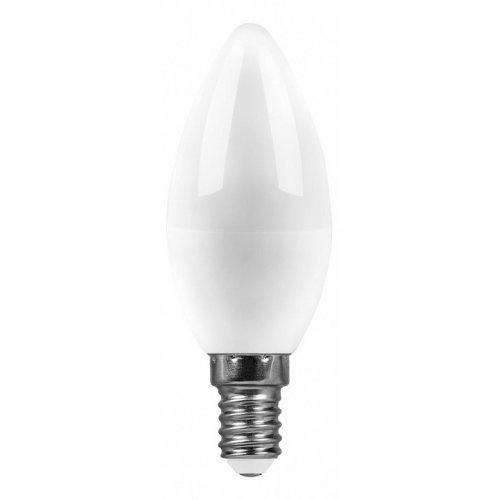Лампа светодиодная E14 220В 5Вт 2700 K SBC3705 55019