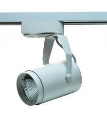 IL.0010.0062 Светильник на однофазный трек светодиодный. LED 220V 7W 4200K