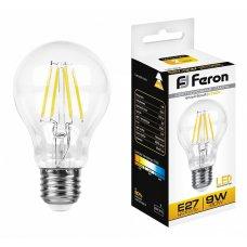 Лампа светодиодная LB-63 E27 9Вт 230В 2700 K 25631