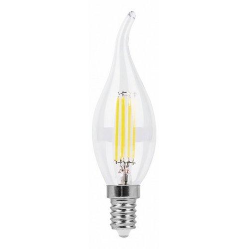 Лампа светодиодная E14 220В 5Вт 4000 K LB-69 25654