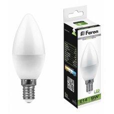Лампа светодиодная LB-570 E14 9Вт 220В 4000 К 25799