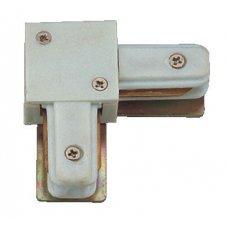 IL.0010.0041 Соединитель «L» двухпроводной шины 220В. Белый