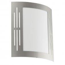 Уличный настенный светильник Eglo City 82309