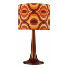 Настольная лампа декоративная Zulu A1961LT-1CK