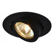 Встраиваемый светильник Accento A4009PL-1BK