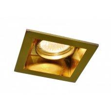 Встраиваемый светильник Cryptic A8050PL-1GO