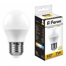 Лампа светодиодная LB-95 E27 7Вт 220В 6400 K 25483