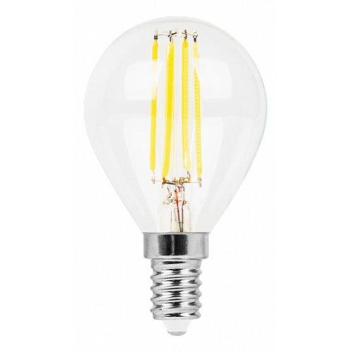 Лампа светодиодная LB-61 E14 5Вт 6400K 25580