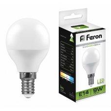 Лампа светодиодная LB-550 E14 9Вт 220В 4000 К 25802