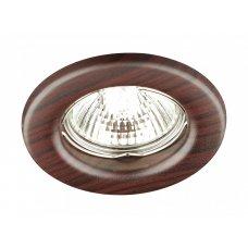 Встраиваемый светильник Wood 369715