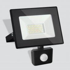 Прожектор Elementary (с датчиком) 030 FL LED 50W 6500K IP44 030 FL LED 50W 6500K IP44