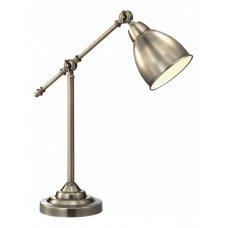 Настольная лампа офисная Braccio A2054LT-1AB