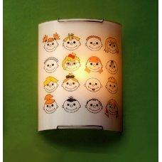 Светильник для детской Смайлики 921 CL921016