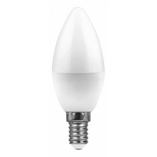 Лампа светодиодная E14 220В 5Вт 4000 K LB-72 25401