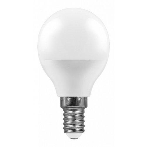 Лампа светодиодная E14 220В 9Вт 2700 K LB-550 25801