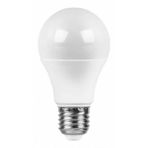 Лампа светодиодная E27 220В 10Вт 6400 K SBA6010 55006