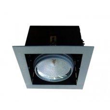 IL.0006.0011 Светильник встраиваемый карданный. 1xG12 150W