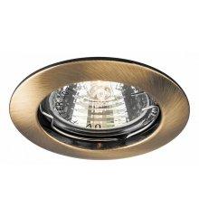 Встраиваемый светильник DL307 15210