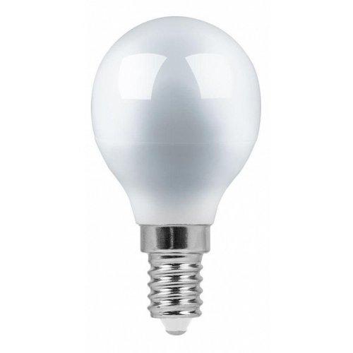 Лампа светодиодная E14 220В 5Вт 2700 K LB-38 25402