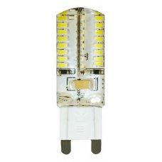 Лампа светодиодная G9 220В 4Вт 6400K LB-421 25462