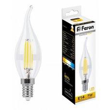 Лампа светодиодная LB-67 E14 7Вт 220В 2700 K 25727